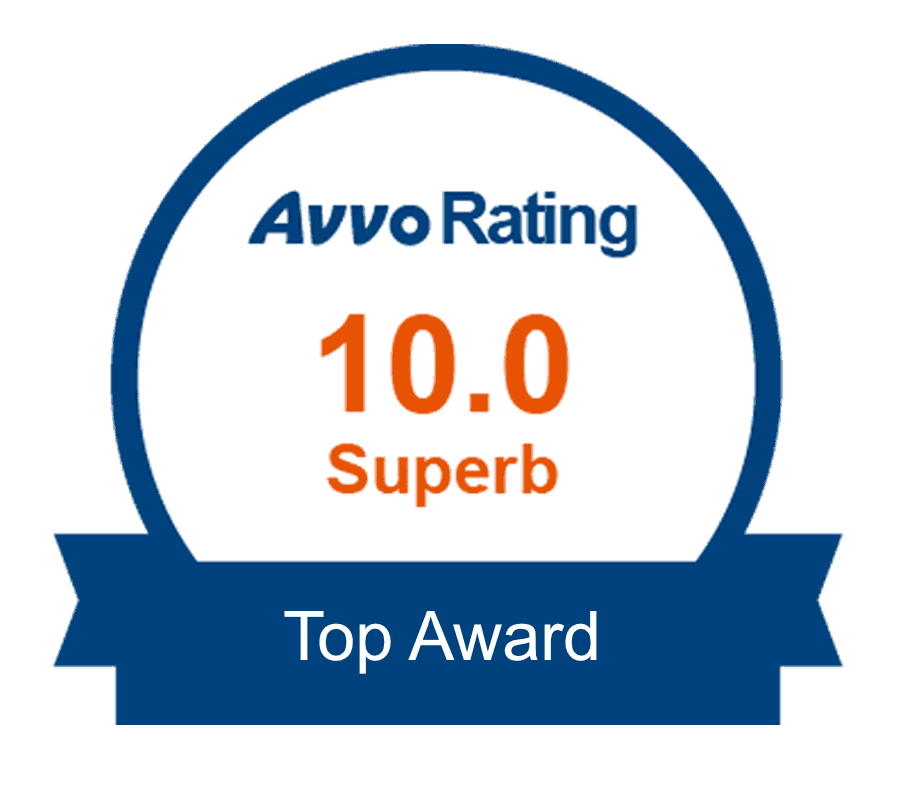 Top rated Avvo lawyer San Diego